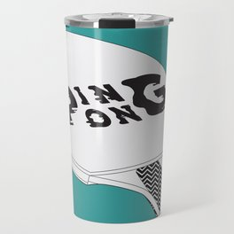 Ping Pong Travel Mug