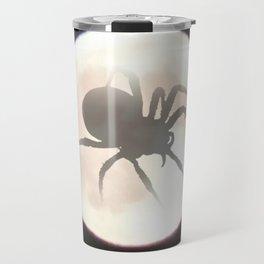 Spider Moon Travel Mug
