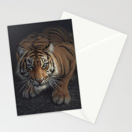 Crouching Tiger Stationery Cards