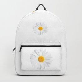 chamomile daisy Backpack