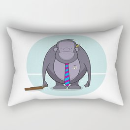 Monkey Business Rectangular Pillow
