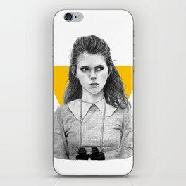 Suzy Bishop iPhone Skin