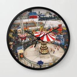 It's All Fun & Games Wall Clock