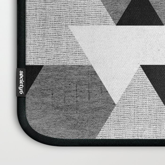 The Triangles Laptop Sleeve