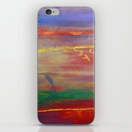 Edge Of The Storm iPhone Skin