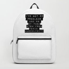 Toxic! Backpack