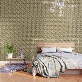 Bitmap in beige tones. Wallpaper