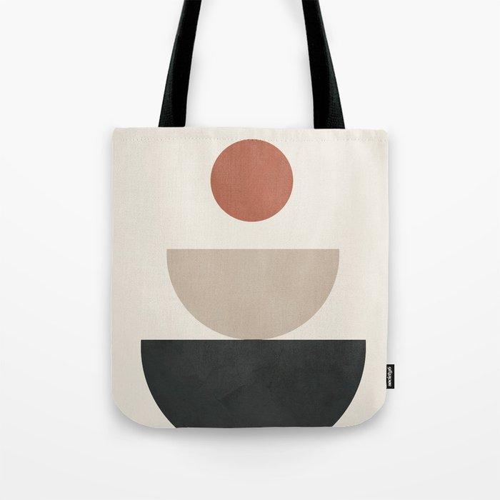 Geometric Modern Art 30 Tote Bag