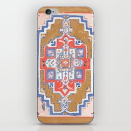 Rugs- Camel iPhone Skin