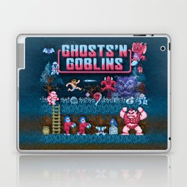 Goblins n' Ghosts Laptop & iPad Skin