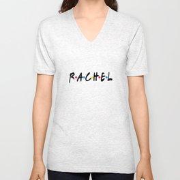 Friends Rachel Unisex V-Neck