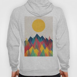 Uphill Battle Hoody