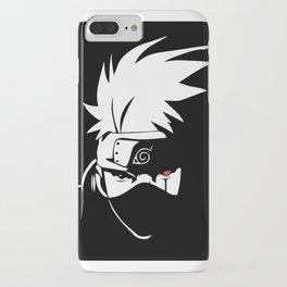 Kakashi Hatake Face - Naruto iPhone Case