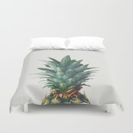 Pineapple Top Duvet Cover