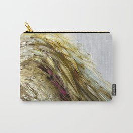 Once Upon A Wing of Yellow Carry-All Pouch