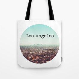 Los Angeles View Tote Bag