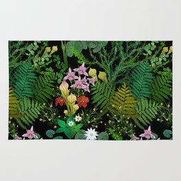 Botanical Bog Rug
