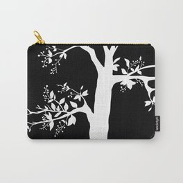 Chokecherry Tree Carry-All Pouch