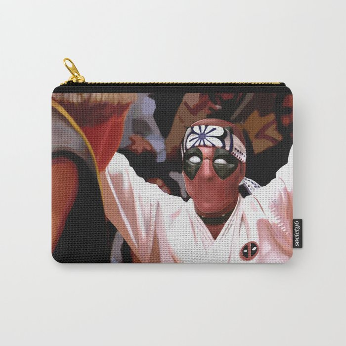 Karate Pool Carry-All Pouch