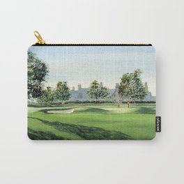 Winged Foot Golf Course New York Carry-All Pouch