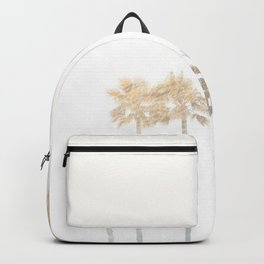 Tranquillity - gold dust Backpack