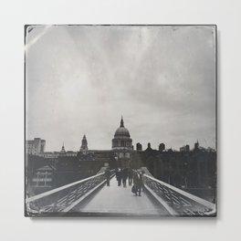 London #4 Metal Print