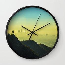 Runyon Canyon Wall Clock