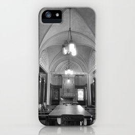 Library 1 iPhone Case