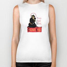 Black Cat Selina Biker Tank