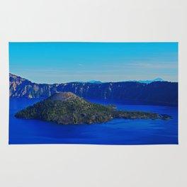 Crater Lake I Rug