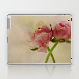 Falling in Love with rose flowers Laptop & iPad Skin