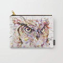 Owl // Ahmyo Carry-All Pouch