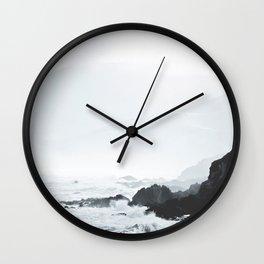 Sea Waves Seascape, Ocean Waves Photography, Sea Coast, Sea Beach Tapestry, Pillow etc Wall Clock