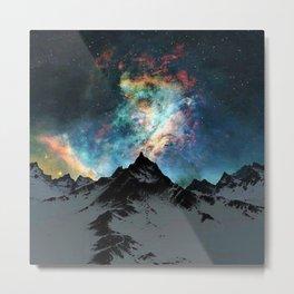 NORTHERN LIGHT ALASKA Metal Print