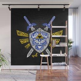Heroes Legend - Zelda Wall Mural