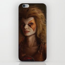 ThunderCats Collection - Cheetara iPhone Skin