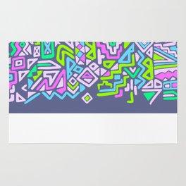 labyrinth simplified.  Rug