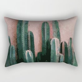 Cactaceae Rectangular Pillow