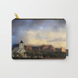 Clouds on the Mountain Carry-All Pouch