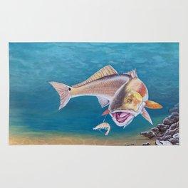 Fish On! Rug