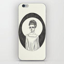 The Bride iPhone Skin