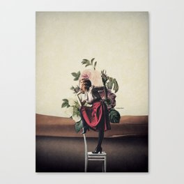 Thinking of you ... Canvas Print
