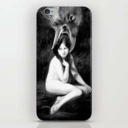 Queen Mab iPhone Skin