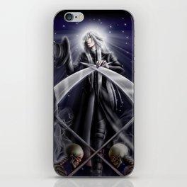 Saint Undertaker iPhone Skin