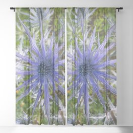 A thistle with style Sheer Curtain