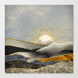 Morning Sun Canvas Print