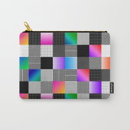 Mondrian Couture Carry-All Pouch