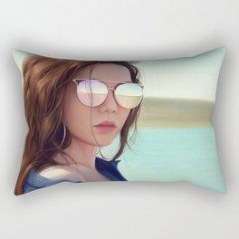 G.E.M. 倒數 Tik Tok Rectangular Pillow