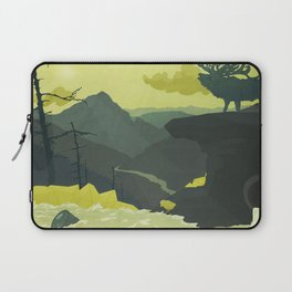 The Abandoned Frontier Laptop Sleeve