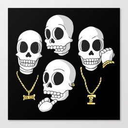 Death Row Canvas Print